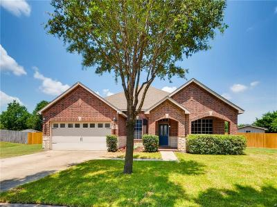Cedar Hill Single Family Home Active Option Contract: 1735 Madison Drive