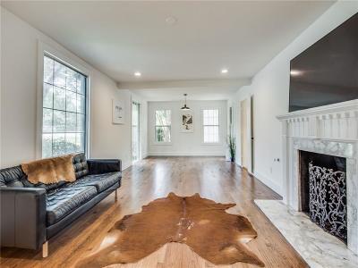 Single Family Home For Sale: 6867 Gaston Avenue
