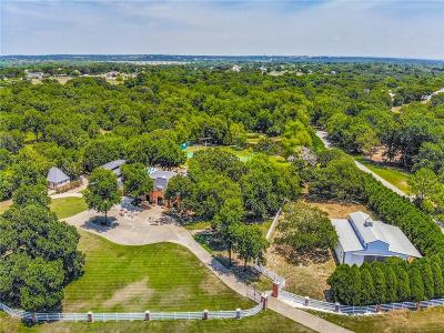 Dallas County, Denton County, Collin County, Cooke County, Grayson County, Jack County, Johnson County, Palo Pinto County, Parker County, Tarrant County, Wise County Single Family Home For Sale: 790 Estates Drive