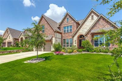 Dallas County, Denton County, Collin County, Cooke County, Grayson County, Jack County, Johnson County, Palo Pinto County, Parker County, Tarrant County, Wise County Single Family Home For Sale: 6712 Canyon Oak Court