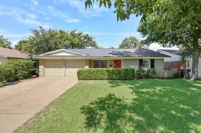 Single Family Home For Sale: 4808 Bonnell Avenue