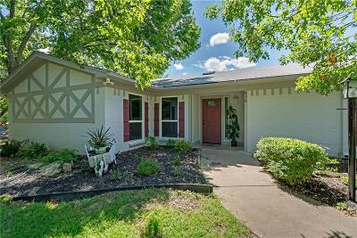 Parker County Single Family Home For Sale: 436 Verde Road