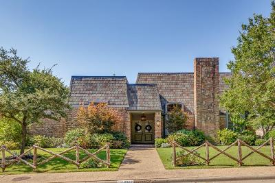 Dallas Single Family Home For Sale: 6902 Woodland Drive