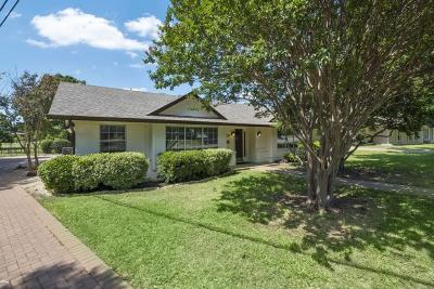 Dallas County Single Family Home For Sale: 14729 Tanglewood Drive