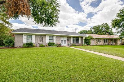Mesquite Single Family Home For Sale: 2618 Eastbrook Drive