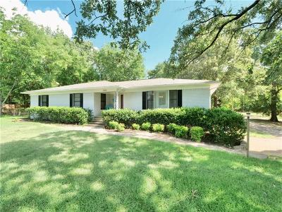 Quitman Single Family Home For Sale: 1384 E Hwy 154