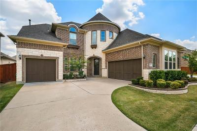 McKinney Single Family Home For Sale: 6817 Los Padres Place