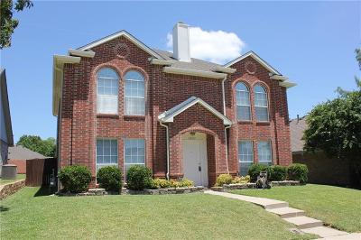 Denton County Single Family Home For Sale: 1433 Bregenz Lane