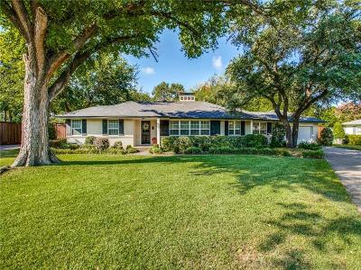 Dallas Single Family Home For Sale: 4016 S Better Drive