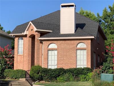 Dallas Single Family Home For Sale: 18948 Ravenglen Court