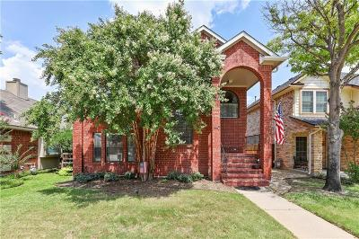 Coppell Single Family Home For Sale: 140 Summer Place Drive