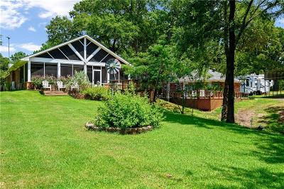 Mabank Single Family Home For Sale: 200 Bushwhacker Drive