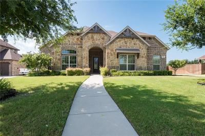Waxahachie Single Family Home For Sale: 114 Water Garden Drive