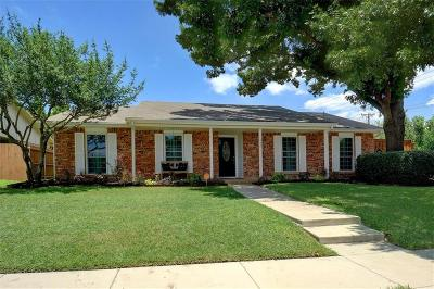 Coppell Single Family Home For Sale: 580 Havencrest Lane
