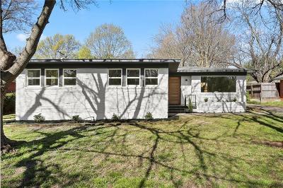 Dallas Single Family Home For Sale: 9911 E Lake Highlands Drive