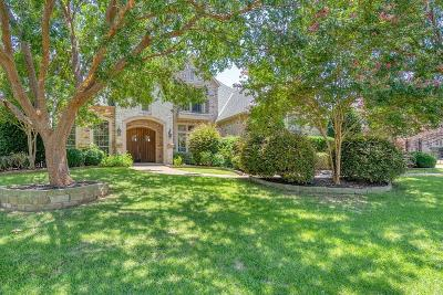 Southlake TX Single Family Home For Sale: $1,160,000