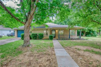 Denton County Single Family Home For Sale: 1009 N Anna Street
