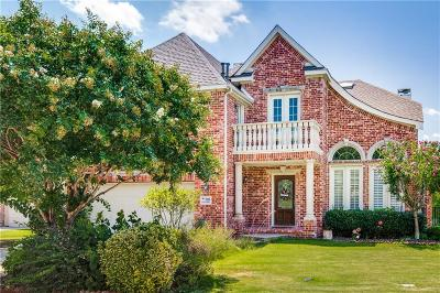 Collin County Single Family Home For Sale: 3921 Cockrill Drive