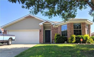 Fort Worth Single Family Home For Sale: 10241 Dallam Lane
