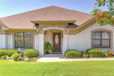 Granbury Single Family Home For Sale: 1731 Rockview Drive
