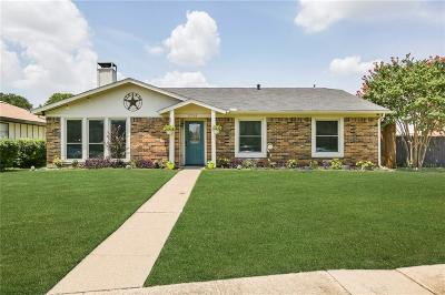 Dallas County Single Family Home For Sale: 2713 Holy Cross Lane