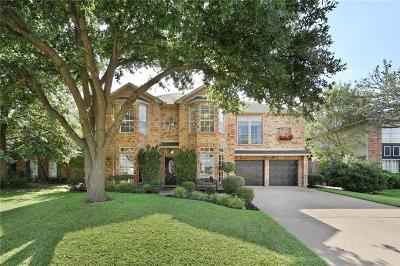 Flower Mound Single Family Home For Sale: 1512 Yaggi Drive