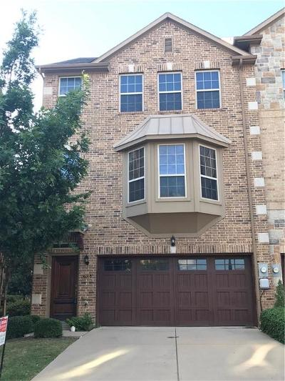 Irving Townhouse For Sale: 7835 Liverpool Lane
