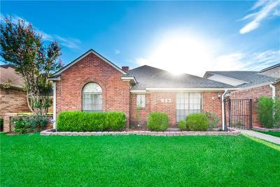 Mesquite Single Family Home For Sale: 937 Marlin Drive