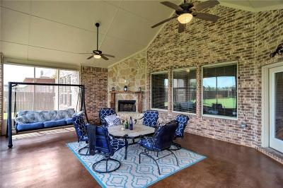 Fort Worth Single Family Home For Sale: 1217 Twisting Meadows Drive