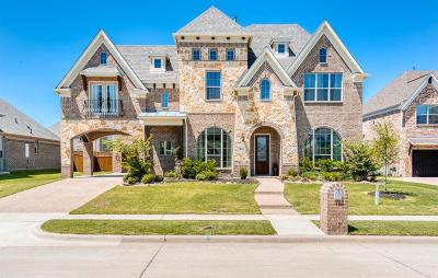 McKinney Single Family Home For Sale: 8604 Tuscan Oaks Drive