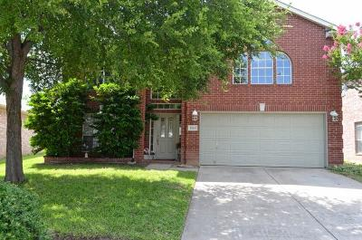 Saginaw Single Family Home For Sale: 1148 Trinity Trail