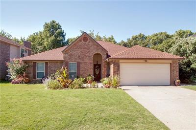 Flower Mound Single Family Home For Sale: 1813 Hamilton Drive