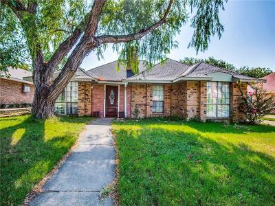 Irving Single Family Home For Sale: 4000 Flintridge Drive