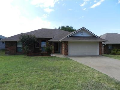 North Richland Hills Residential Lease For Lease: 7508 Jamie Renee Lane