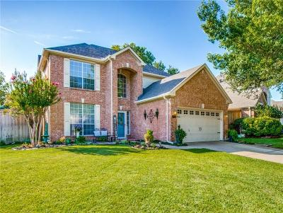 Flower Mound Single Family Home For Sale: 2724 Skinner Drive
