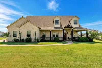 Denton County Single Family Home For Sale: 1016 James Price Court