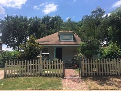 Dallas Single Family Home For Sale: 509 Bank Street