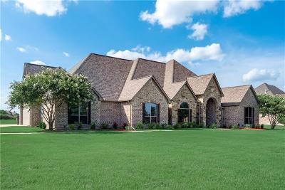 Forney Single Family Home For Sale: 18121 Langford Lane