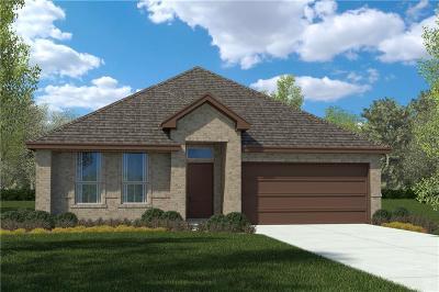 Waxahachie Single Family Home For Sale: 121 Wagon Wheel Drive