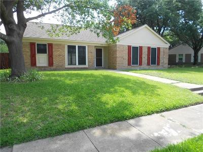 Mesquite Single Family Home For Sale: 108 Ripplewood Drive