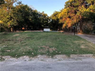 Richland Hills Residential Lots & Land Active Option Contract: 2822 Ash Park Drive