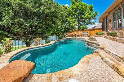 McKinney Single Family Home Active Option Contract: 3017 Blue Sage Drive