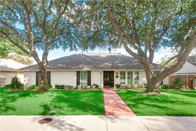 Dallas Single Family Home Active Kick Out: 6624 Duffield Drive