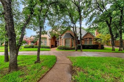 Keller Single Family Home For Sale: 1037 Runnymede Court