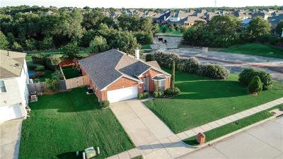 Denton Single Family Home For Sale: 2804 Loon Lake Road