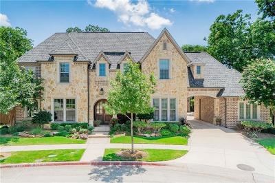Allen TX Single Family Home For Sale: $1,075,000