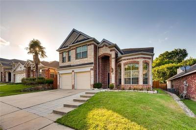 Collin County Single Family Home For Sale: 601 Crystal Falls Drive