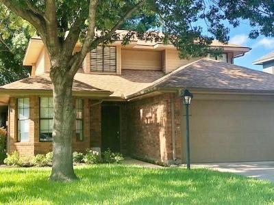 Grapevine Single Family Home For Sale: 1505 Brookwood Drive