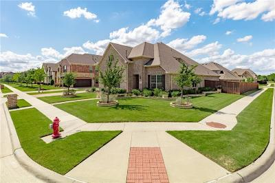 Dallas County, Denton County, Collin County, Cooke County, Grayson County, Jack County, Johnson County, Palo Pinto County, Parker County, Tarrant County, Wise County Single Family Home For Sale: 2881 Redfern Drive