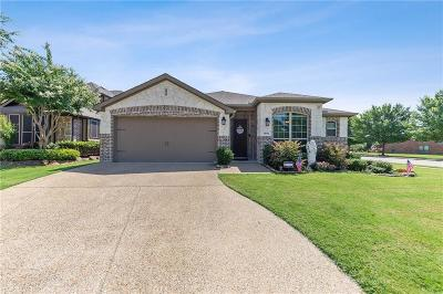 McKinney Single Family Home For Sale: 4900 Fieldcrest Drive